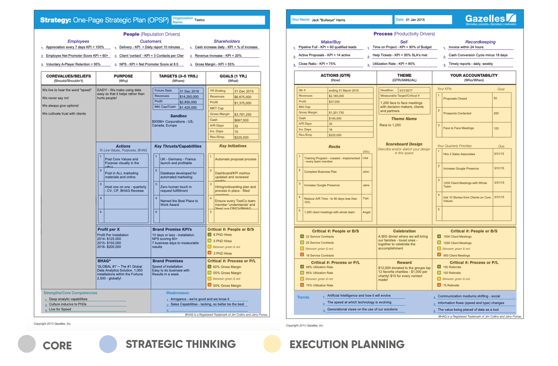 OPSP_template one page strategic plan