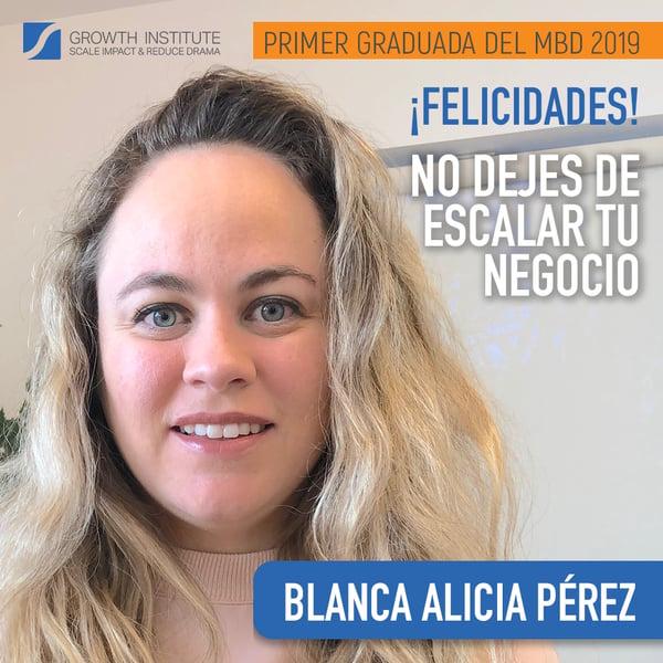 Blanca Alicia Felicitación