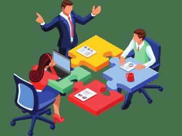 Open Book Management assemble a team