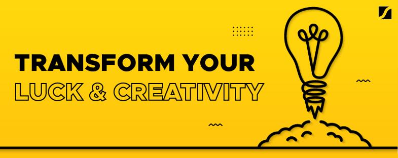 Meta image 5 steps creativity luck article banner horizontal