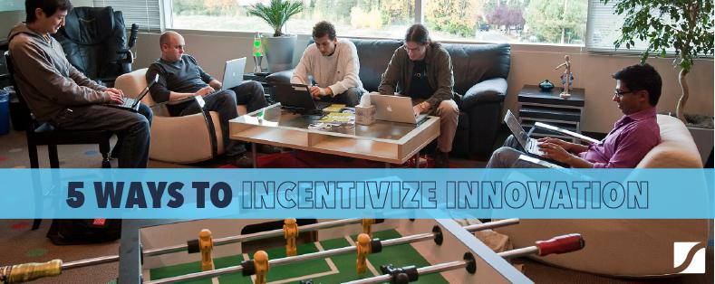 Meta image banner horizontal long  5 ways incentivize innovation article