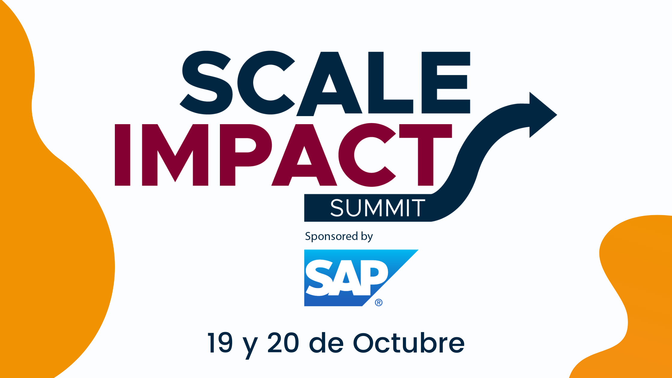 Scale Impact Summit Sponsored By