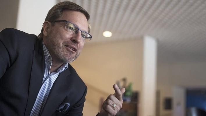 Verne Harnish, fundador de Entrepreneurs Organization. Foto: Angélica Escobar / Forbes México.