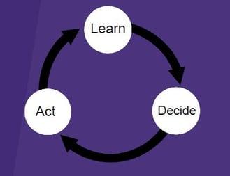 learn act decide loop