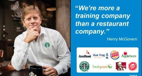 scaling up amrest henry mcgovern training company