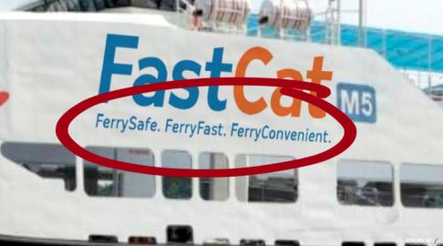 scaling up fast cat ferry safe