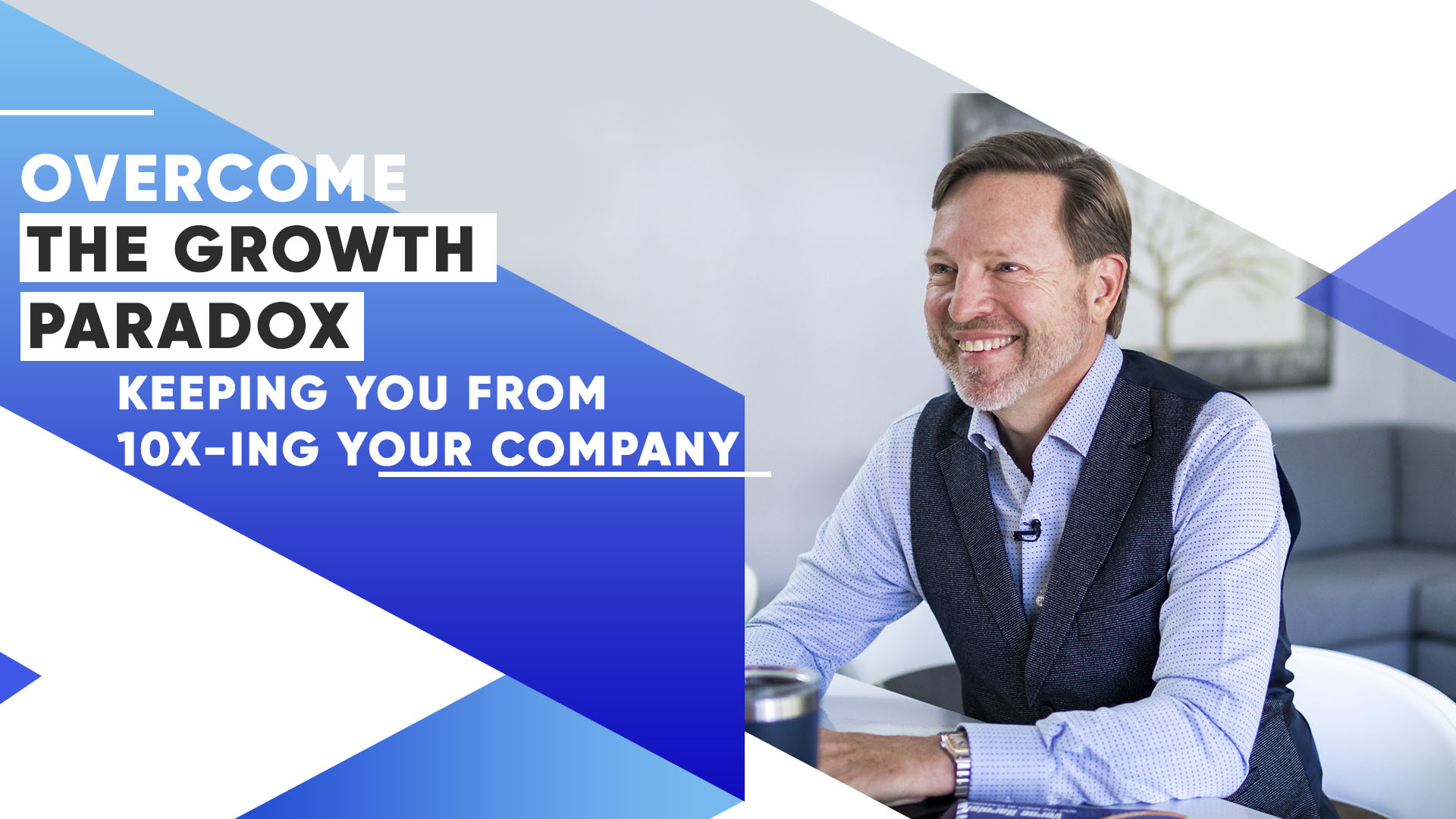 Overcome the Growth Paradox Keeping You From 10X-ing Your Company