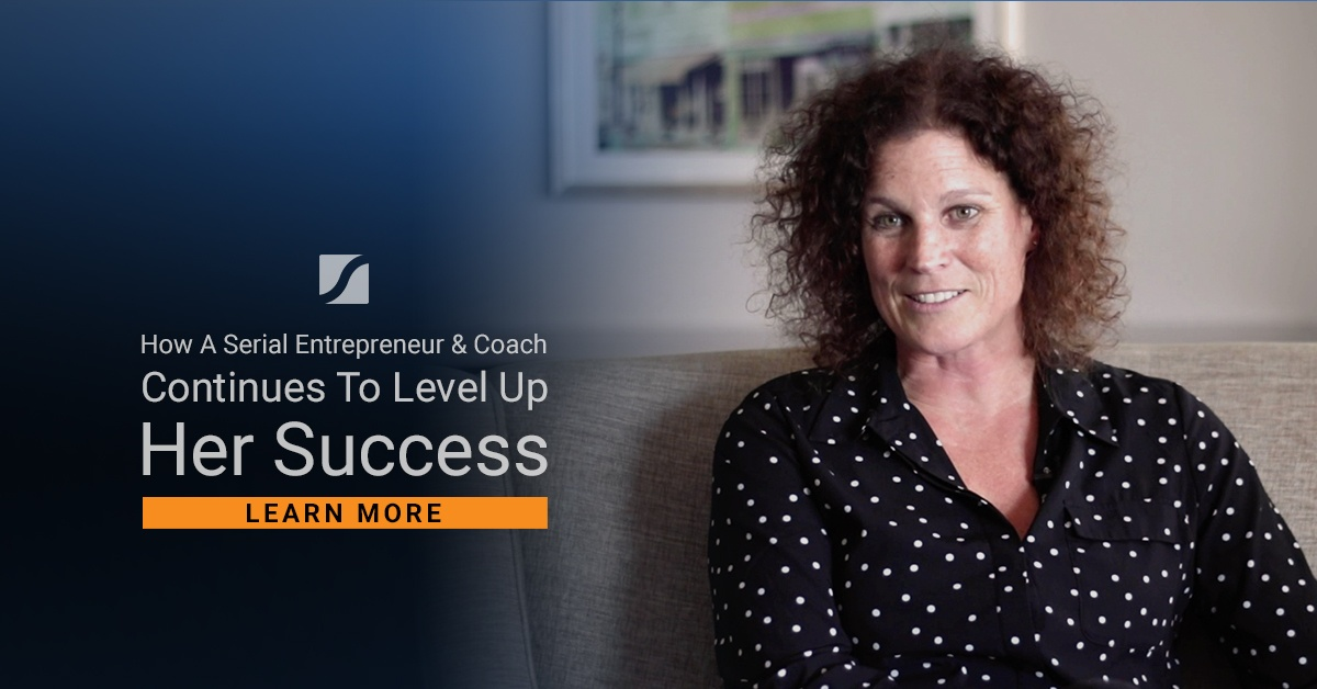 How A Serial Entrepreneur & Coach Continues To Level Up Her Success