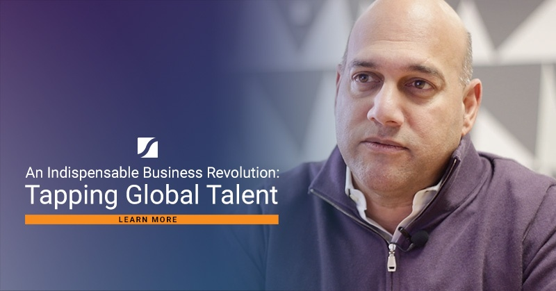 An Indispensable Business Revolution: Tapping Global Talent