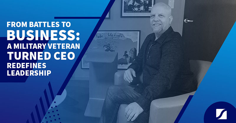 From Battles to Business: A Military Veteran Turned COO Redefines Leadership