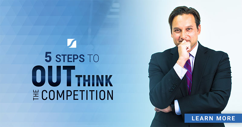 5 Steps To Outthink Your Competition