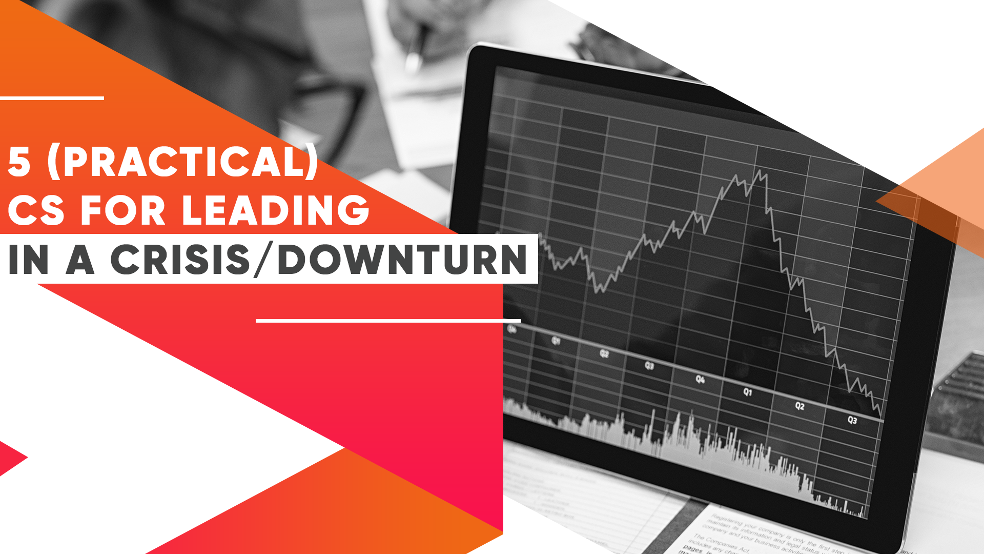 5 (Practical) Cs for Leading in a Crisis/Downturn