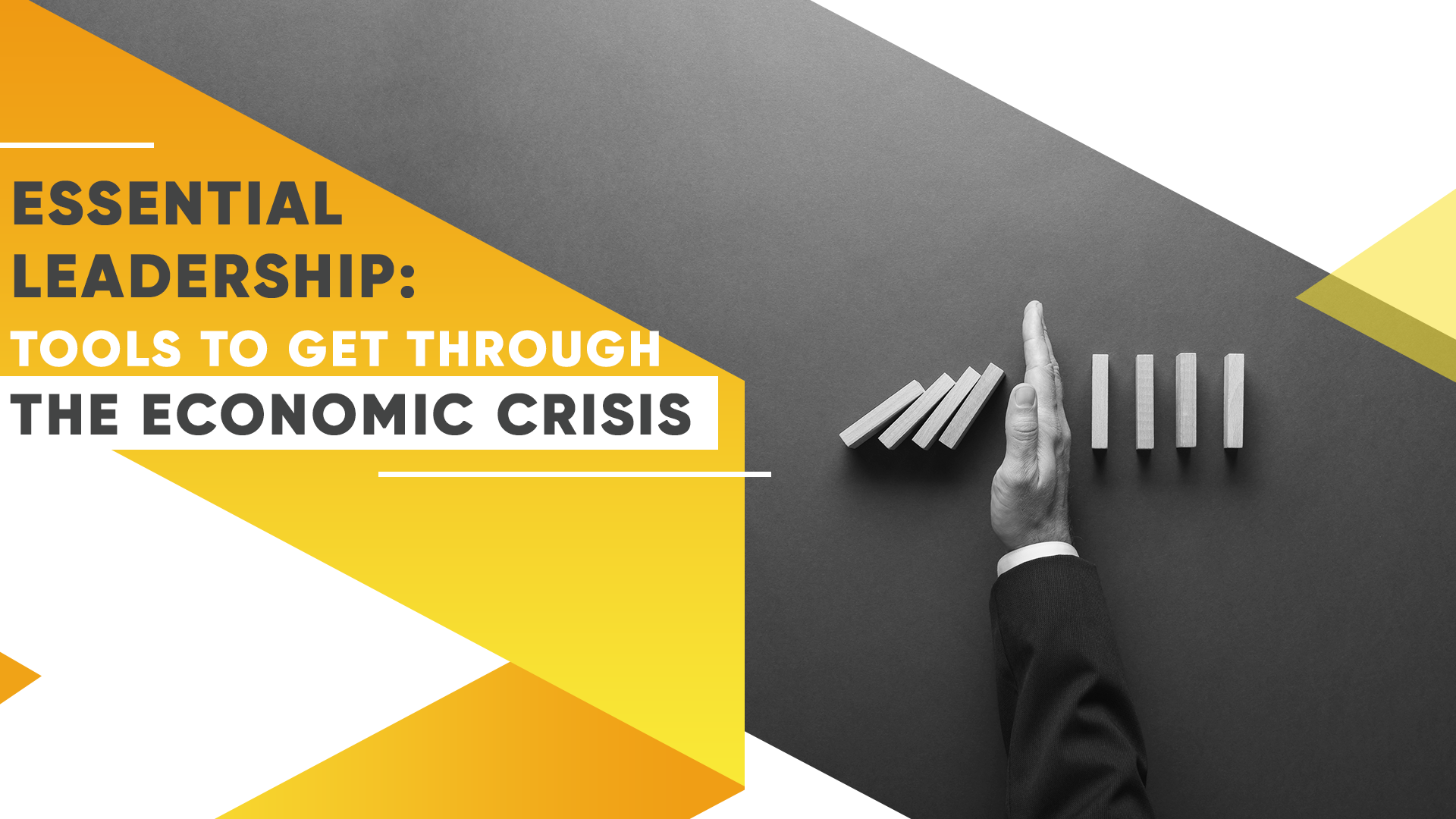 Essential Leadership: Tools to Get Through the Economic Crisis