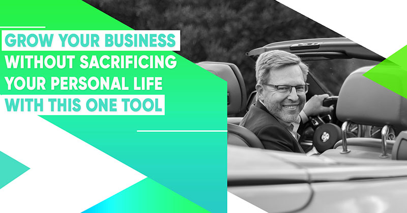 Grow Your Business Without Sacrificing Your Personal Life With This One Tool