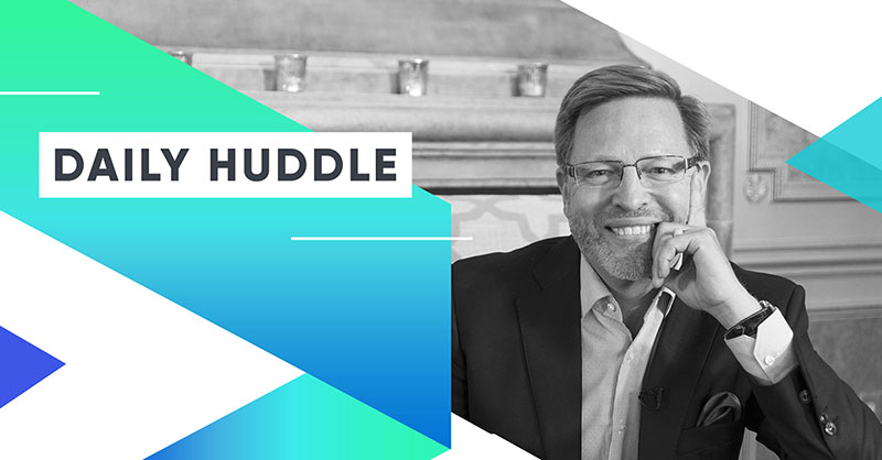 Why the 15-Minute Daily Huddle is Critical to Scale Up Your Business