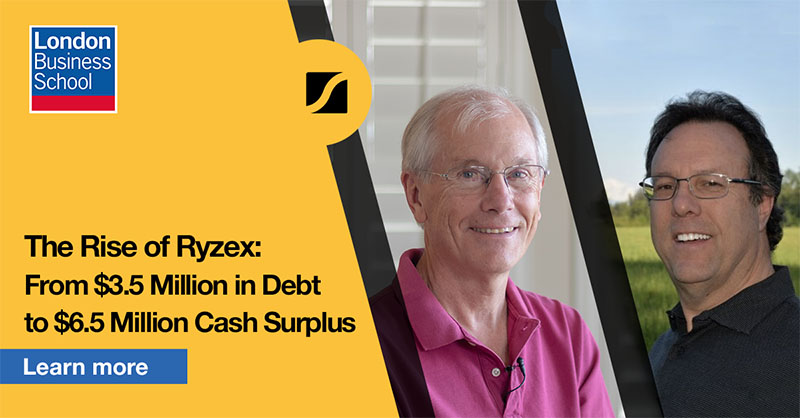 The Rise of Ryzex: From $3.5 Million in Debt to $6.5 Million Cash Surplus