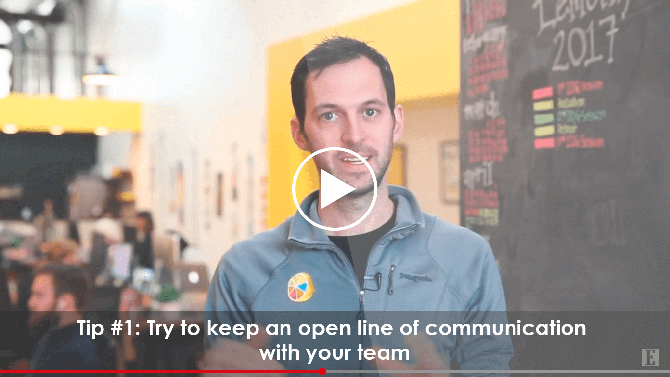 How to harness the power of your remote teammates