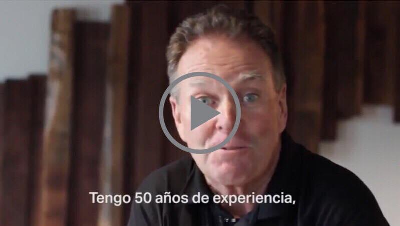 Jack Daly en la Ciudad de México