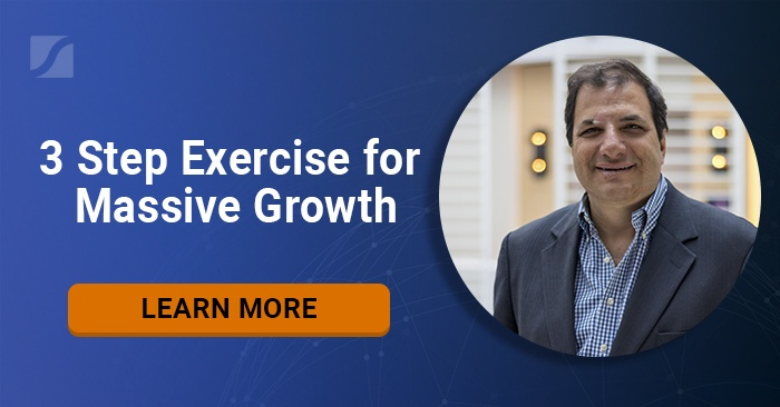 A 3-Step Exercise To Achieve Massive Growth