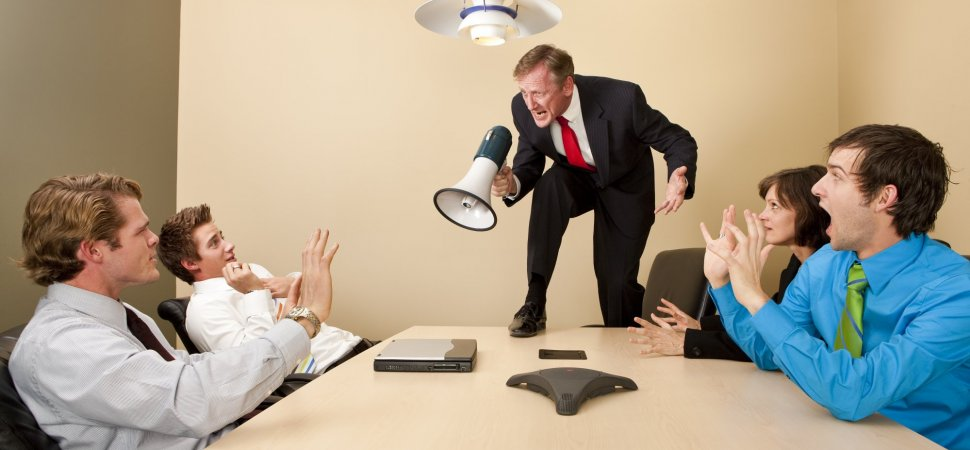 5 Signs You May Be a Workplace Diminisher