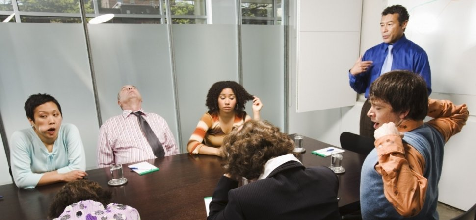 Why No One Says What They Really Think in Meetings