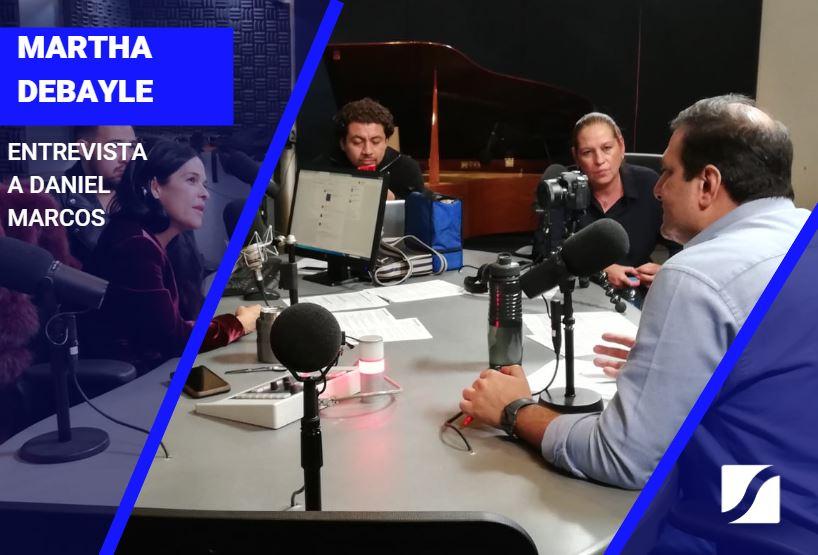 Tips para emprendedores: Daniel Marcos en entrevista con Martha Debayle