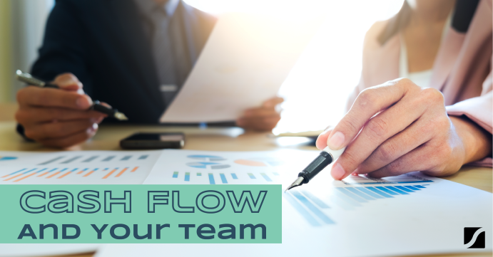How To Turn Your Company And Team Into a Cash Flow Positive Machine