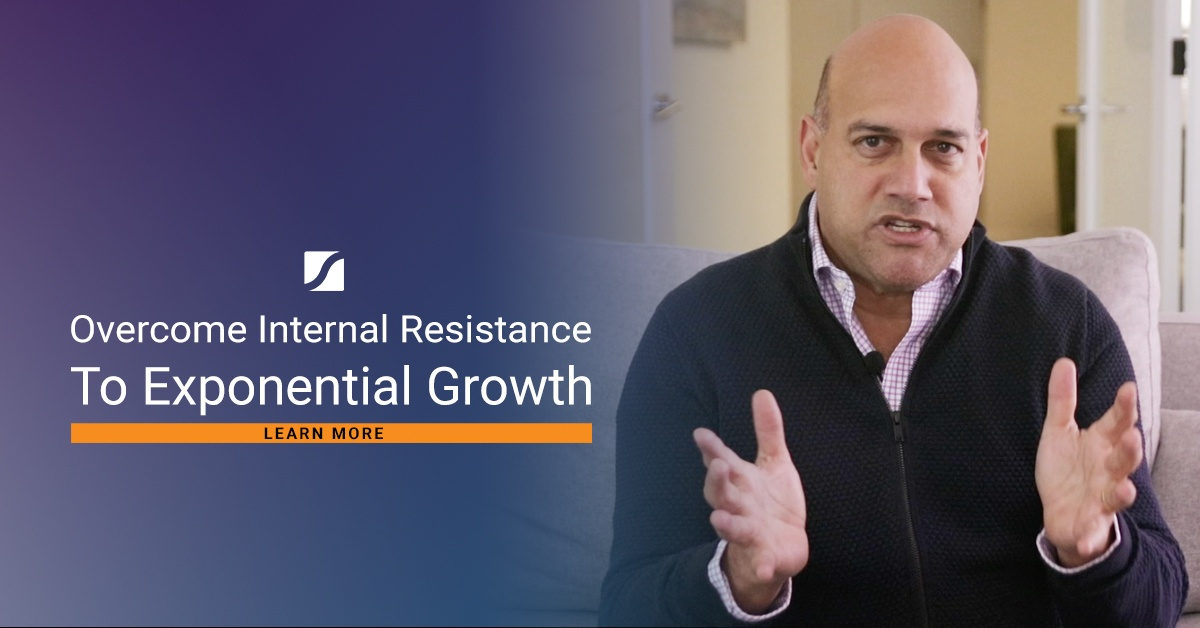 Overcome Internal Resistance To Exponential Growth