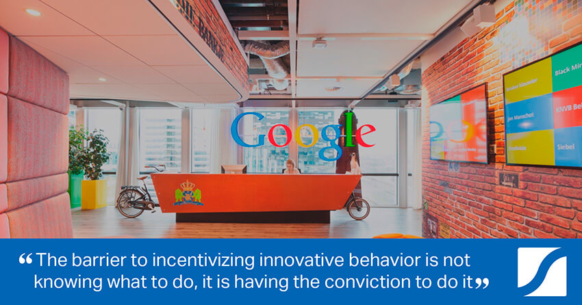 5 Ways To Incentivize Innovation From P&G, 3M, Google, and more