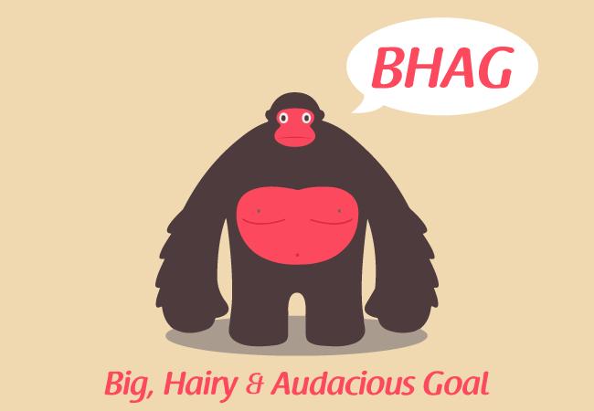 ¿Ya tienes claro cuál es tu BHAG?
