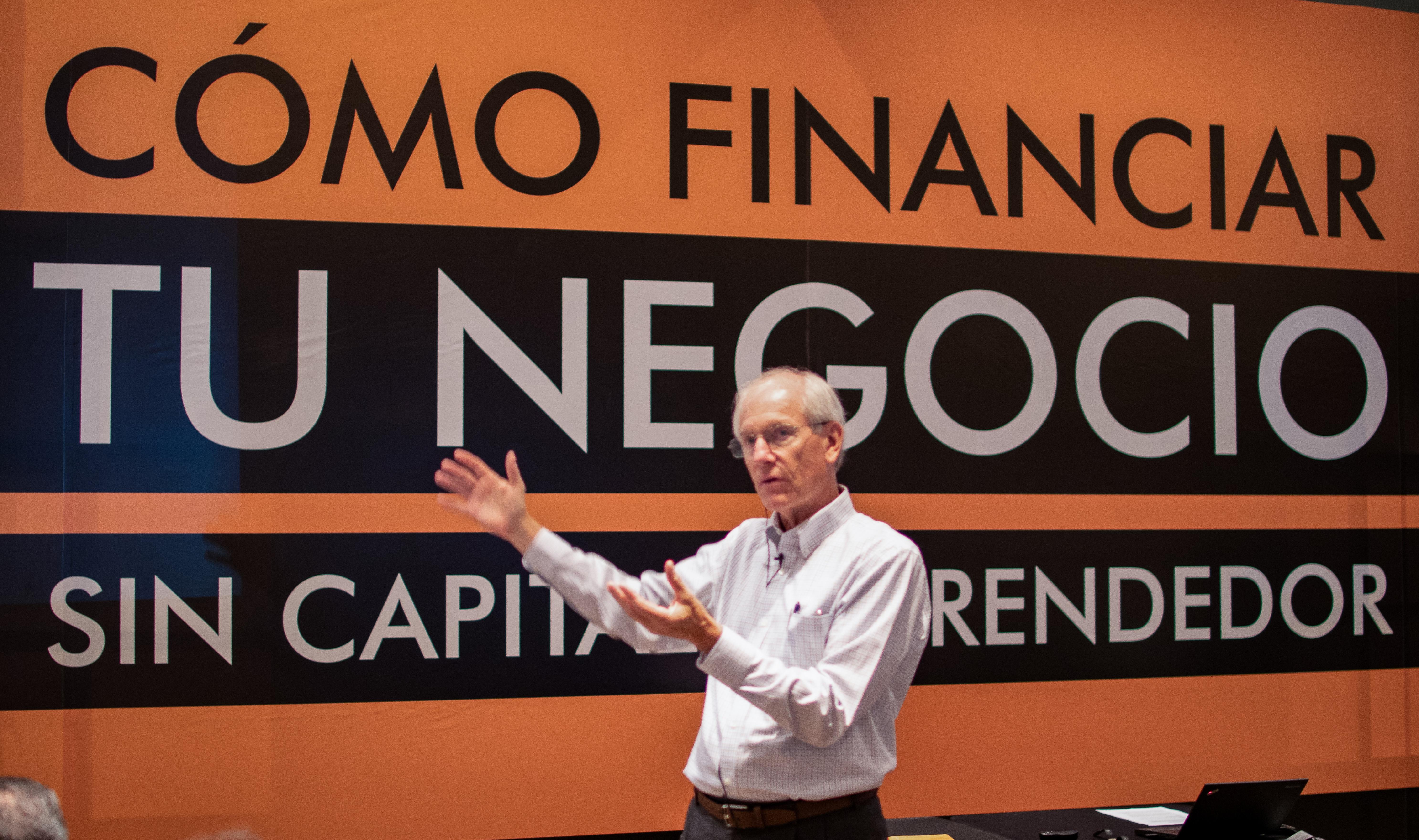 Crónica de un gran evento: Cómo financiar tu negocio sin Capital Emprendedor