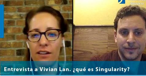 Entrevista a Vivian Lan: ¿cómo ser parte de la comunidad de innovación más grande del mundo?