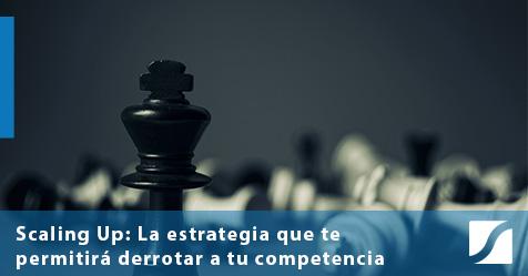 ¿Cómo tener una estrategia que domine el sector y aplaste a la competencia?