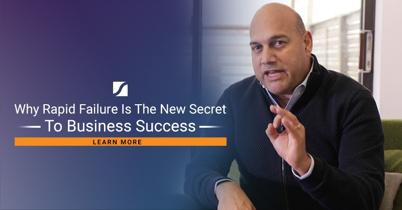 Why Rapid Failure Is The New Secret To Business Success