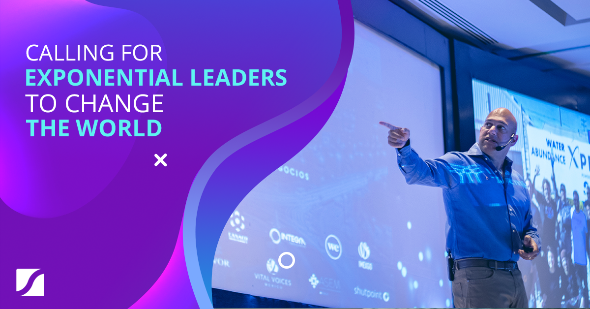 Calling For Exponential Leaders to Change the World