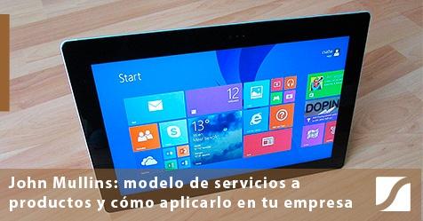 El secreto de Microsoft para escalar una empresa de servicios