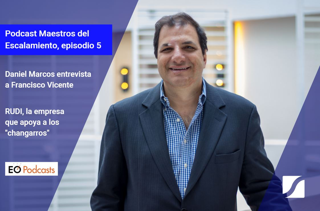 Francisco Vicente, el emprendedor que busca salvar a las tienditas de la esquina. Podcast Maestros del Escalamiento